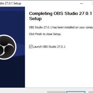 OBS Studio 27.0.1 Setup 26_6_2021 10_49_17